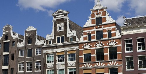 1 Houses in the Centre of Amsterdam
