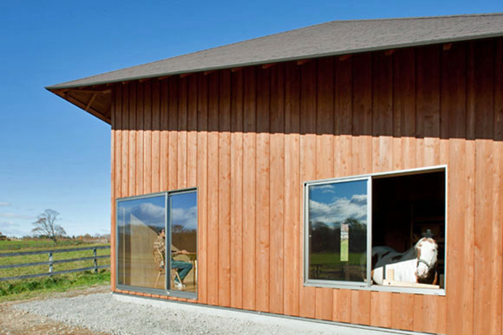 CoLabo-Barn-House-For-People-And-Horses-4