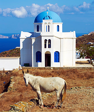 Agios Ioanis Prodromos church